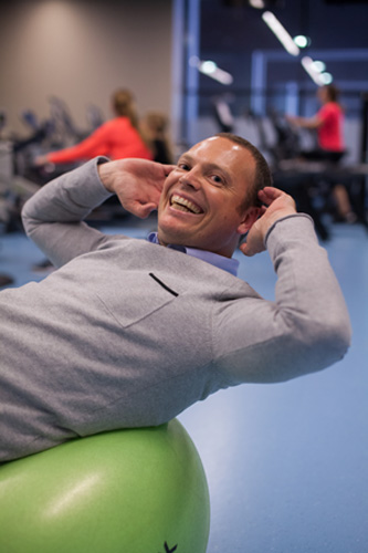 Om motion på arbejdspladsen – Syddansk Universitet